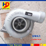 OEM del turbocompresor de Turbocompresor 6wg1 del motor (114400-3830)