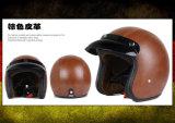 Capacete da motocicleta da face de Hlaf da alta qualidade de China, ABS, PONTO, ECE, preço de fábrica