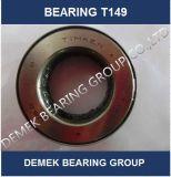 Rolamento de pressão T149 do rolo do atarraxamento de Timekn Torrington