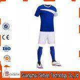 Insiemi in bianco 2017 delle uniformi di gioco del calcio dell'euro della Jersey di calcio di qualità