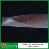 Бумага печатание передачи тепла PVC хорошего качества Qingyi