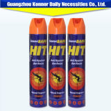 Aerosol-Insektenvertilgungsmittel-Spray-Insekt Fly& kriechender Mörder-Spray 400ml