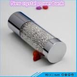 Côté portatif de pouvoir de chargeur de cadeau fait sur commande mobile en cristal neuf de mode
