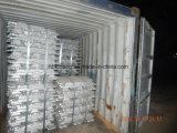 Baar van het Aluminium van de hoge Zuiverheid 99.7%, A7, de Primaire Baar van het Aluminium