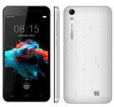 """Couleur de noir de smartphone de 1280X720 5.0MP de Homtom Ht16 3G WCDMA Mt6580 1.3GHz de CPU de quarte de faisceau du SYSTÈME D'EXPLOITATION initial 5.0 de l'androïde 6.0 """""""