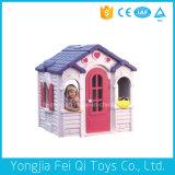 Playhouse di plastica variopinto dei bambini di alta qualità, grande playhouse di plastica dei bambini