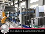 Automatische Hülse, die Verpackungsmaschine einwickelt