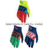 Красная популярная вездеходная перчатка для участвовать в гонке мотоцикла (MAG74)