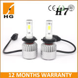 車H1 H3 H4 H7 9012の工場車LEDのヘッドライトからのH11 9005フォグランプのための8000lm S2の穂軸のソウルCsp車LEDのヘッドライト