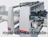 4 automáticos llenos de alta velocidad, máquina de Gluer de la carpeta 6-Corner con ISO9001