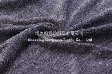 2017의 신제품 털실에 의하여 염색되는 Flannel 양털 직물/담요