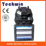 Splicer Tcw605 сплавливания стекловолокна цифров сведущий для конструкции линий хобота и FTTX