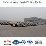 5cbm Tankwagen van de Brandstof Isuzu de Euro 4