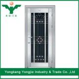 Puerta promocional del acero inoxidable de la puerta de la seguridad casera en China