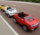 De mooie Rit van de Baby van de Miniatuurauto van de Auto van het Kind Op Auto