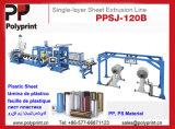 Feuilles de plastique de haute qualité extrudeuse (HFSJ100-33 / 700B)