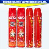 Aerosol 400ml del insecticida del aerosol del aerosol de las cucarachas del mosquito para el uso casero