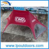 шатер звезды 10X14m верхний двойной пиковый используемый для рекламировать
