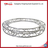 Круговые и квадратные алюминиевые ферменные конструкции для специального эффекта