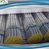 Труба углерода строительных материалов Q195 Q235 Q345 гальванизированная заваркой стальная
