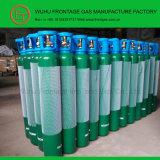 cylindre 10L en acier pour le gaz d'argon