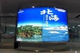 El panel de visualización móvil fijo al aire libre del LED para hacer publicidad