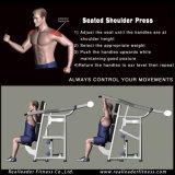 Strumentazione di forma fisica della strumentazione di ginnastica per la pressa messa della spalla (M7-1003)