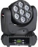 7PCS RGBW 4in1 LED Träger-bewegliches Hauptlicht