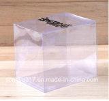 Caixa de presente transparente dobrável para animais de estimação