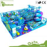 Оборудование спортивной площадки коммерчески океана малыша детей мягкое крытое для сбывания