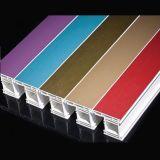 Profilo di plastica della finestra nei multi colori