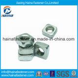 Noix DIN557 Steel304/316 carrée inoxidable