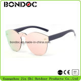 De klassieke Hete Verkopende Zonnebril van het Metaal (C6004)