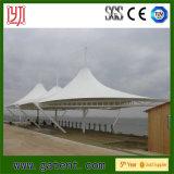 판매를 위한 영원한 PVDF 지붕 덮개 바닷가 천막 우산