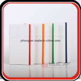 Elastischer Abgleichung-Farben-Rand-Notizbuch-Drucken-Planer