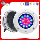 ABS e UV Material subaquático RGB LED Pool Light