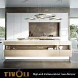 オーストラリアのプロジェクトTivo-0182Vのためのカスタマイズされたハイエンド食器棚