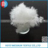 Materiale di aggregazione bianco o grigio dell'oca e dell'anatra giù