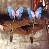 Son brésilien pendant neuf Nk001 de boucles d'oreille de clavette d'oiseaux de modèle
