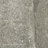 Porcelana gris clara D-F del azulejo de piedra rústico