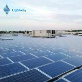 Poli comitato solare rigoroso di controllo di qualità 160W