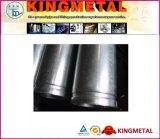 Pipe en acier galvanisée plongée chaude (double extrémité de cannelure)