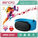 Correa del pecho del ritmo cardíaco de Bluetooth del monitor de Hrv del sensor del ritmo cardíaco del intervalo del Rr
