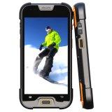 5 polegadas Smartphone áspero terminal Handheld com o varredor do código de barras 1d 2D