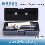 Prova del concentrato di vino durante il rifrattometro dell'alcool di fermentazione (LH-H25)