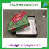 Rectángulo cosmético de lujo modificado para requisitos particulares del perfume del rectángulo de joyería del rectángulo de papel del regalo del embalaje de la impresión que graba