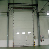 De automatische Deuren van de Garage van de Lift omhoog Lucht Woon