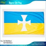 75D полиэфир США не топчет на мне флаг Gadsden (J-NF01F03106)