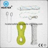 Forte riga statica corda di sicurezza di salvataggio di arresto della costruzione/caduta di fuga