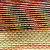 Regenbogen-Ineinander greifen-Gewebe für Möbel und Stühle